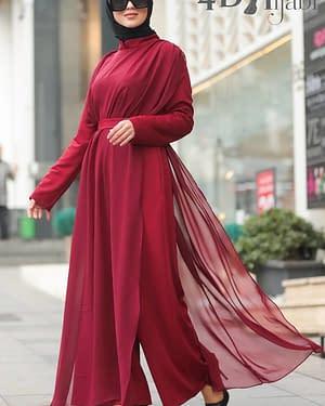 Turkish Claret Red Jumper